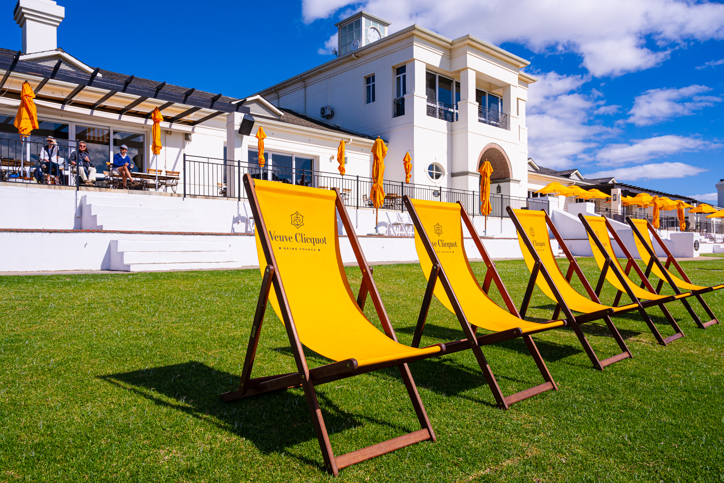 Veuve Clicquot Polo Brunch